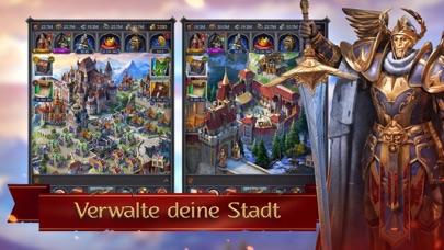 Throne: Kingdom at WarScreenshot von 1