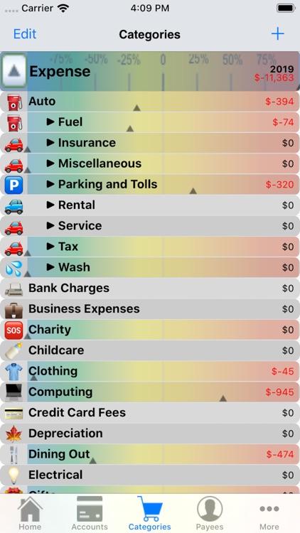 MoneyBelt screenshot-6