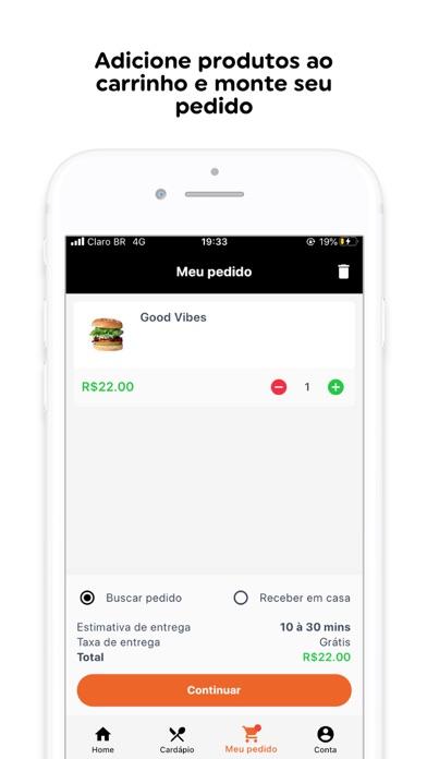 Goodala Burger screenshot 4