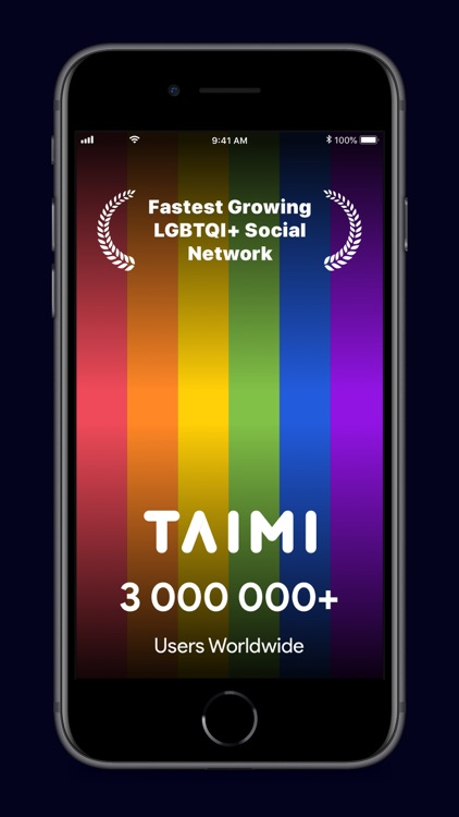 Taimi: LGBTQI+ Dating, Chat screenshot-0