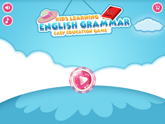 Kids Learning English Grammar screenshot 1