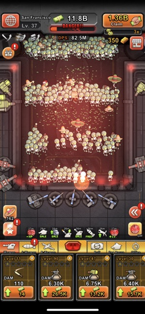 Idle Zombies on the App Store
