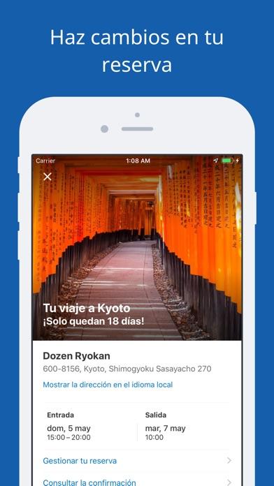 Screenshot for Booking.com - Ofertas de viaje in Venezuela App Store