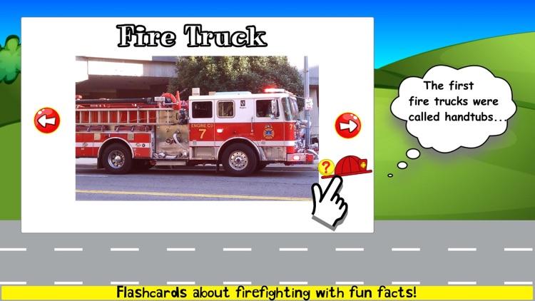 Fireman Game Fire-Truck Games screenshot-4