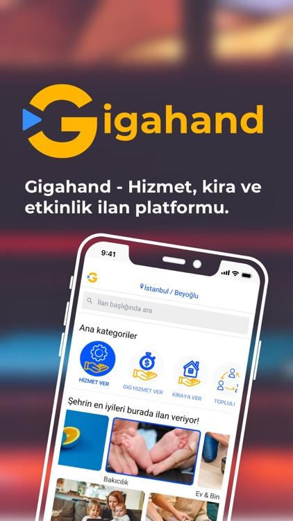 Gigahand