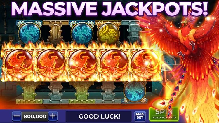 Star Spins Slots: Casino Games screenshot-4
