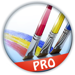 Ícone do app My PaintBrush Pro: Draw & Edit