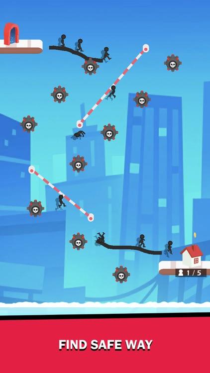 Rescue Draw - Drawing & Escape screenshot-3