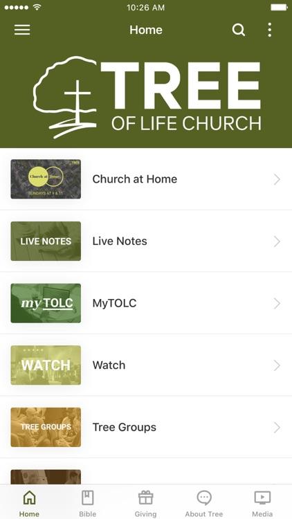 Tree of Life Church, NB