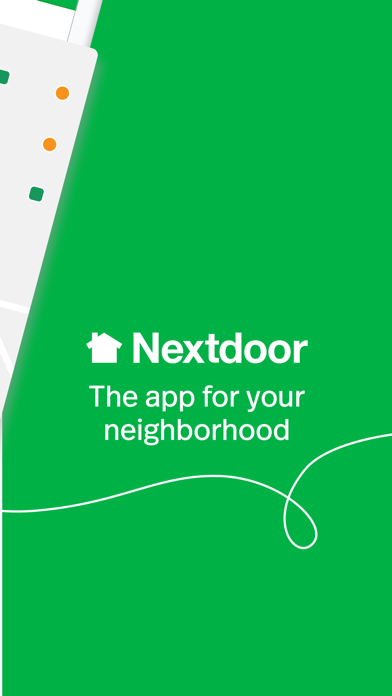 Screenshot for Nextdoor - Neighborhood App in United States App Store