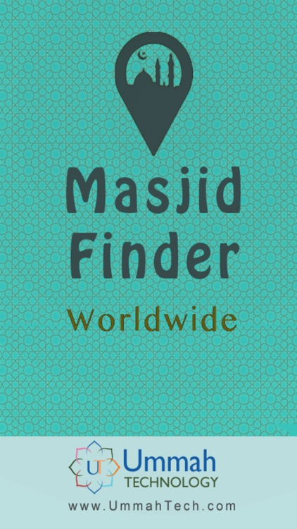 Masjid Finder Worldwide