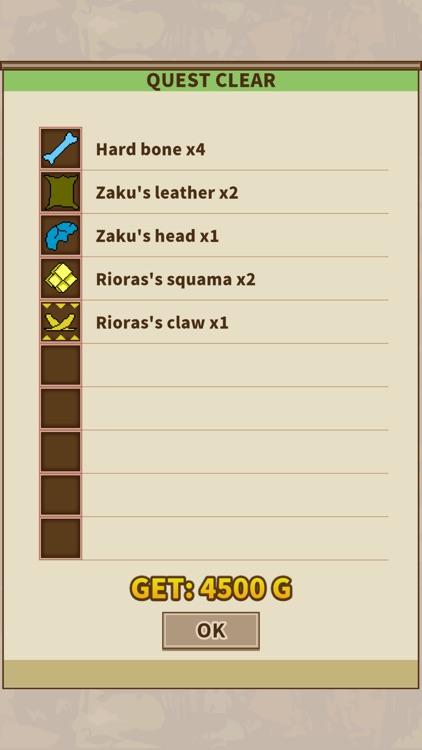 Simple Monster Hunter screenshot-3