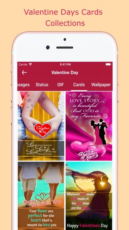 Valentine's Day Cards & Wishes screenshot-5
