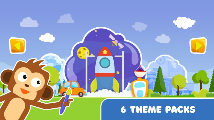 Puzzle games for kids toddler・ screenshot-4