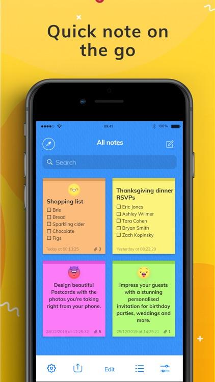 Color Note & Note App