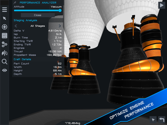 SimpleRockets 2 screenshot 13