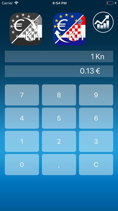 Euro to Kuna Premium app image