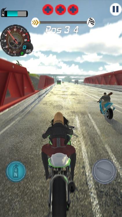 Moto Survival Racing 2019 screenshot-3