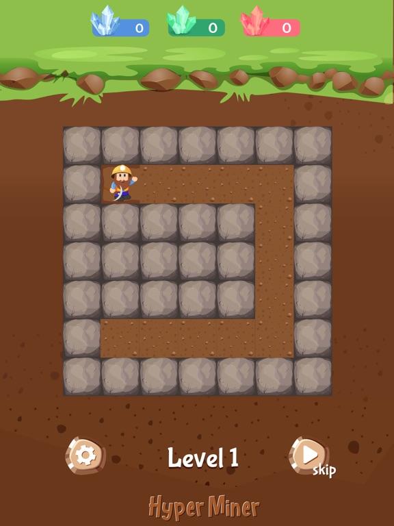 Hyperminer screenshot 6
