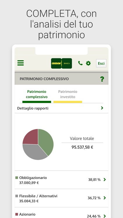 Credem Banca per privati screenshot-4