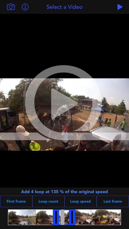 Video Loop - Loops in Videos screenshot-0
