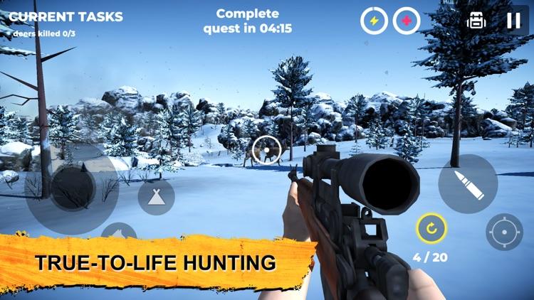 Hunting Animals – Sniper Shot screenshot-0