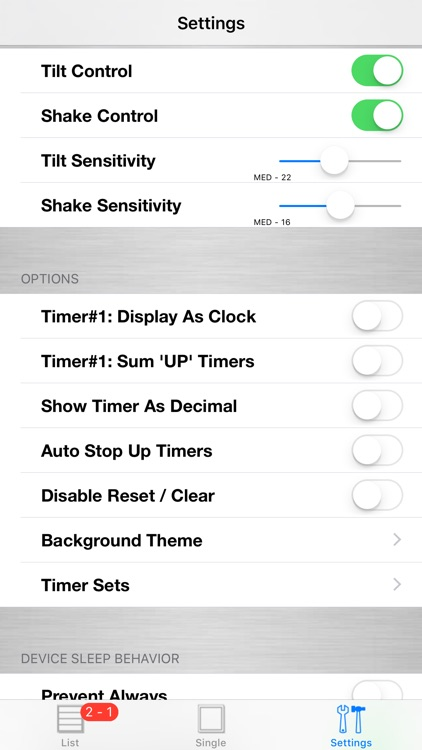 Easy UP/down Timers screenshot-4