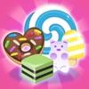 スイーツ飛ぶ : Idle Merge Sweet - iPhoneアプリ