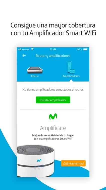Smart WiFi – Movistar fibra screenshot-4