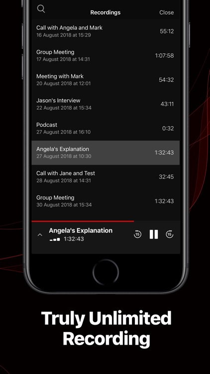 TapeACall Pro: Call Recorder screenshot-1