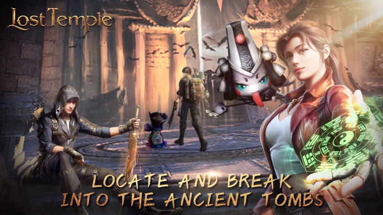 Lost Temple: Reloaded