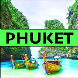 Phuket - Route Map Offline