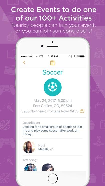 Friender- Make New Friends screenshot-4