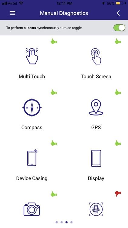 mCheck 3.0 : Diagnostics App screenshot-3