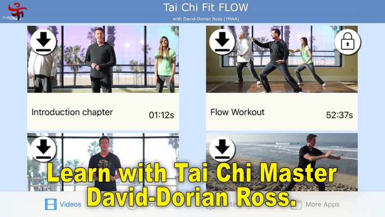 Tai Chi Fit FLOW