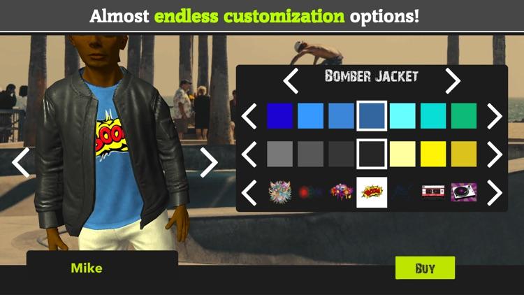 Skateboard FE3D 2 screenshot-7