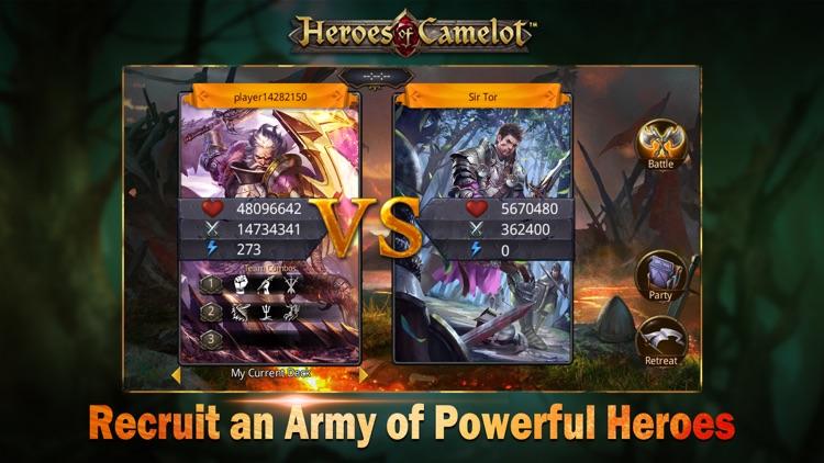 Heroes of Camelot screenshot-4