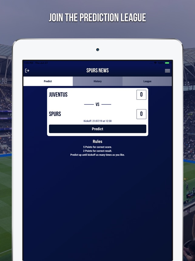 Spurs News App on the App Store