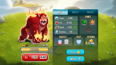 Monster Legends: Collect all free Gems hack