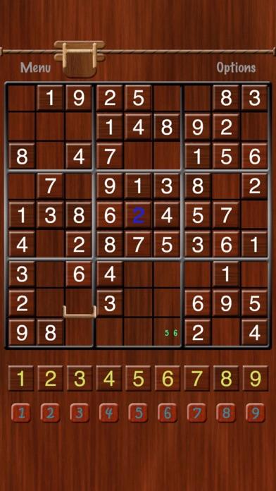 ∞ Sudoku ∞ Screenshots