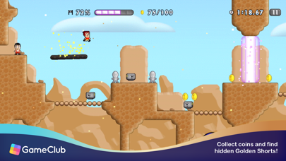 Mikey Shorts - GameClub screenshot 2