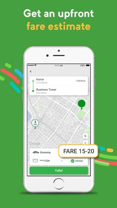 Descargar Careem كريم - Car Booking App para PC
