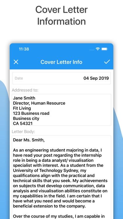 Make My Resume screenshot-5