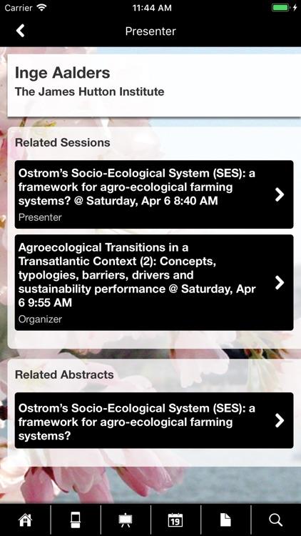 AAG Meetings screenshot-3