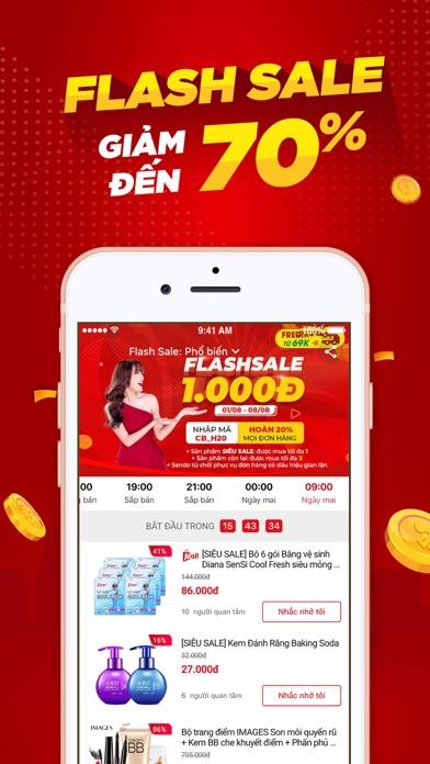 Screenshot #2 pour Sendo: Online Shopping App #1