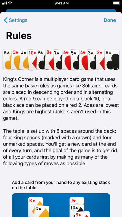 King's Corner screenshot-5