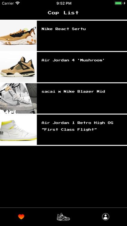 Cop or Drop - Sneaker Release screenshot-3