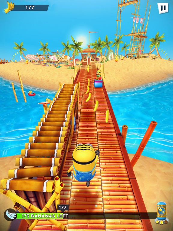 Minion Rush-ipad-5