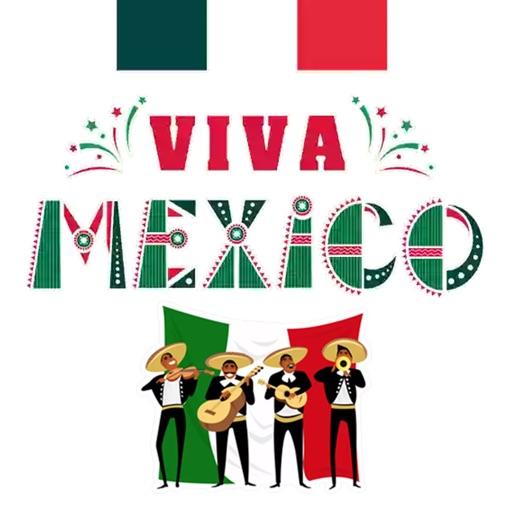 Stickers de Mexico