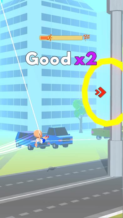 Swing Jumper! screenshot 1